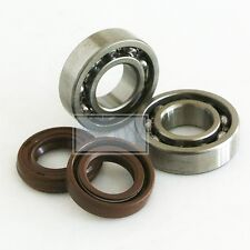 Crankshaft Bearing And Oil Seal To Fit STIHL 018 017 MS170 MS180 Chainsaw 2 Pair