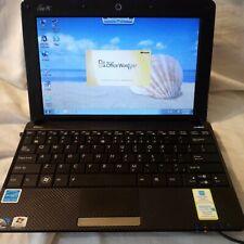 New ListingAsus Eee Pc Seashell Intel Atom 1.66Ghz 1Gb Ram 250Gb Hdd 10.6' Win7 Laptop