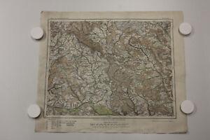 alte Historische Karte des Deutschen Reiches Landkarte 511 Hassfurt um 1905 ...4