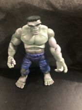 2005 Marvel Legends BAF Galactus Series Grey Hulk Figure Toy Biz