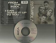 IV XAMPLE From the Fool / I can Make it Up LIMITED USA CD Single 1995 Example