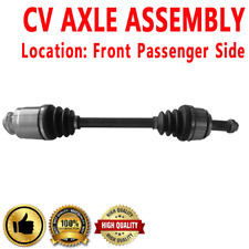 Front Passenger Side Right CV Joint Axle Assembly For HONDA CIVIC 1.8L