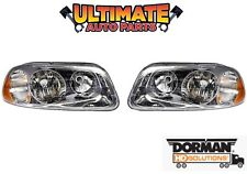 Headlight Pair Left and Right for 98-17 Mack CX CXN CXP CXU