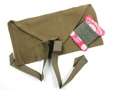 FRENCH ARMY SEWING POUCH & THREAD