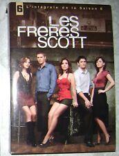 LES FRERES SCOTT L'INTEGRALE DE LA SAISON 6 COFFRET 7 DVD