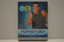 New Power 90 In-Home Boot Camp 3-Dvd Set (6 Workouts + Fat-Burning Express)