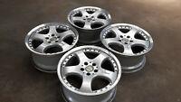 """18"""" Carlsson Ronal wheels mercedes merc benz w211 w126 w124 r129 w201 amg"""