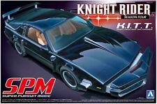 Pontiac Transam Knight Rider KITT SUPER PURSUIT 1:24 Model Kit Aoshima 043554