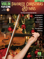 Favorite Christmas Hymns - Violin Play-Along w/ Online Audio 278017