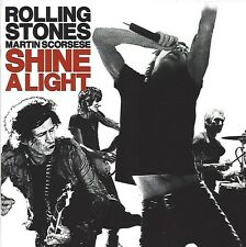 THE ROLLING STONES / SHINE A LIGHT - SOUNDTRACK BY MARTIN SCORSESE * 2CD'S * NEW