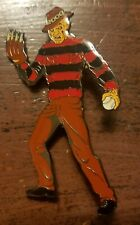 LITTLE LEAGUE PINS: 2000 FREDDY KRUGER LITTLE LEAGUE PIN ( 3 INCH ) NJ12