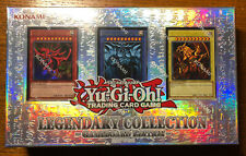 Yugioh Legendary Collection 1 Gameboard Edition Sealed God Cards LOB MRD Packs