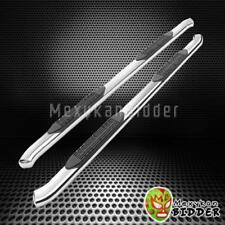 """4"""" NEW GEN SIDE STEP NERF BAR FOR 2015-2016 CHEVY COLORADO EXTENDED CAB CHROME"""