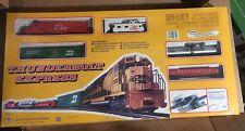 Mehano Thunderbolt Express Coca Cola Texaco Coke HO Train Set New Sealed in Box