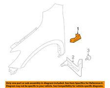 NISSAN OEM Pathfinder Front Fender-Lower Molding Trim Panel Left 638733KA0A