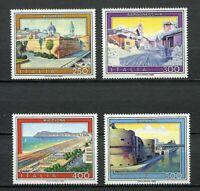 27885) Italy 1983 MNH New Alghero, Bardonecchia, Riccione And Taranto
