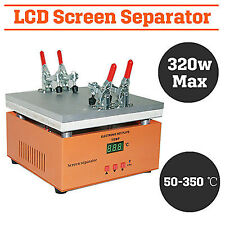 LCD Screen Separator 4 Clamps Repair Machine for iPhone Samsung Touch Sceen