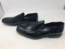 Men's Van Heusen Barry Black Dress Loafers Size 10                16H