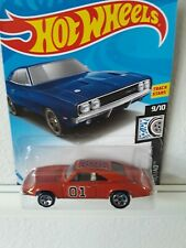 Custom Hot Wheels 1969 Dodge Charger,The Dukes of Hazzard General Lee !!!!