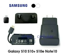 Samsung Galaxy S10 Accessories Full Set Oem Charger Akg Adapter S10 Plus S10e