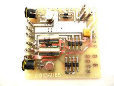 USED FOXBORO C0136UBS PC BOARD