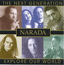 Audio CD - NARADA - The Next Generation - USED Like New (LN) WORLDWIDE