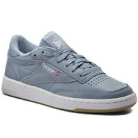 Reebok Classic Club C 85 Essential Sizes 7-10.5 Blue RRP £70 BNIB CM8796