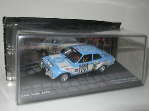 ALTAYA 1:43 Scale FORD ESCORT RS 1600 Mk1, MILK, Makinen, RAC RALLY 1973, SEALED