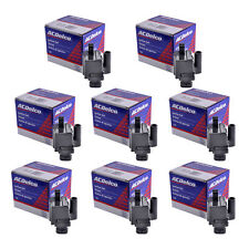 Set of 8 AcDelco Ignition Coil BS-C1208 For Chevrolet GMC Cadillac 1999-2009