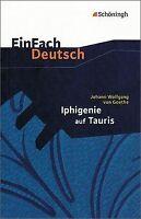 EinFach Deutsch Textausgaben: Johann Wolfgang von Goethe... | Buch | Zustand gut