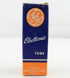 General Electric 25W6GT Vacuum Tube New in Open Box