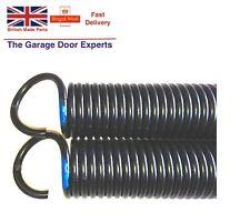 2 x NEW Retractable Double Cardale Blue Spot Garage Door Springs Spares Parts