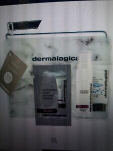 Dermalogica Firm & Hydrate Kit Travel Size kit Cream Hydramist Masque NEW*
