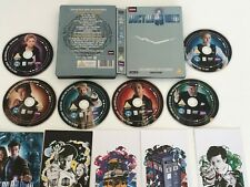 Doctor Who  DVD BOX SET - Complete Fifth Series Limited Edition Steelbook
