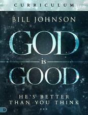 God Is Good Curriculum by Bill Johnson (English) Hardcover Book
