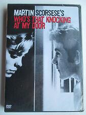 Who's That Knocking at My Door? (DVD, 2004) Harvey Keitel (New) Region 1 NTSC