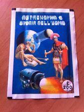 evado mancoliste figurine ASTRONOMIA E STORIA DELL'UOMO € 0,30 Zanetti