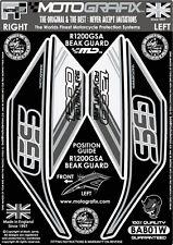 BMW R1200GS Adventure GSA Motorcycle Guard Kit Motografix 3D Gel Protector