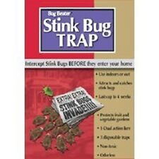 NEW BONIDE 198 PACK OF (3) STINK BUG INSECT INDOOR OUTDOOR TRAPS 4 MONTH 6845440