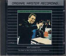 Kaempfert, Bert The Best Of Bert Kaempfert & His Orchestra MFSL Silber CD RAR