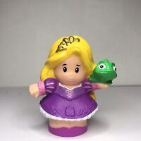 Fisher Price Little People Disney Princess Magical Wand Palace Rapunzel Pascal