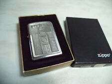 ZIPPO ACCENDINO LIGHTER FEUERZEUG BIG BEN VERY RARE NEW