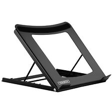 TekBox TABLET & LAPTOP STAND Adjustable Folding Table Tray Book Holder Riser