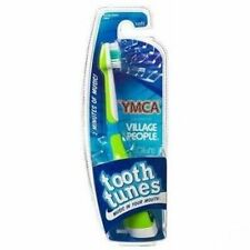 """Tooth Tunes Battery Powered Toothbrush - The Village People """"YMCA"""""""