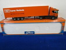 Scania TNT Express Articulated Truck by Tekno 1/50 Scale