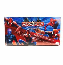 Monopoly Global Village Board Game The Amazing Spider-Man 2
