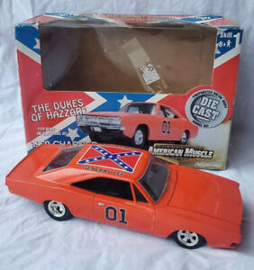 ERTL American Muscle Dukes of Hazzard 1969 Charger General Lee Diecast Model