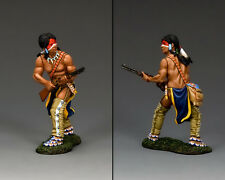 "King & Country Plains Indian ""Winchester Warrior"" TRW068(P) Custers Last Stand"