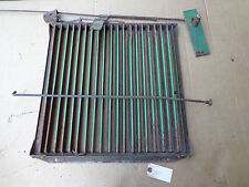 John Deere R 80 820 830 radiator shutters