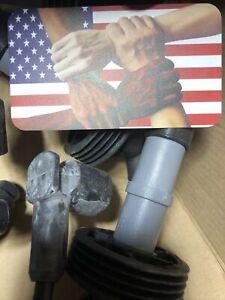 Spark Plug + Coil Wire Set Bougicord 9135700 Volvo 850 C70 S70 850R V70R XC70